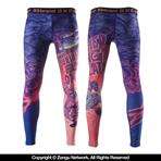 93 Brand UFO Grappling Tights